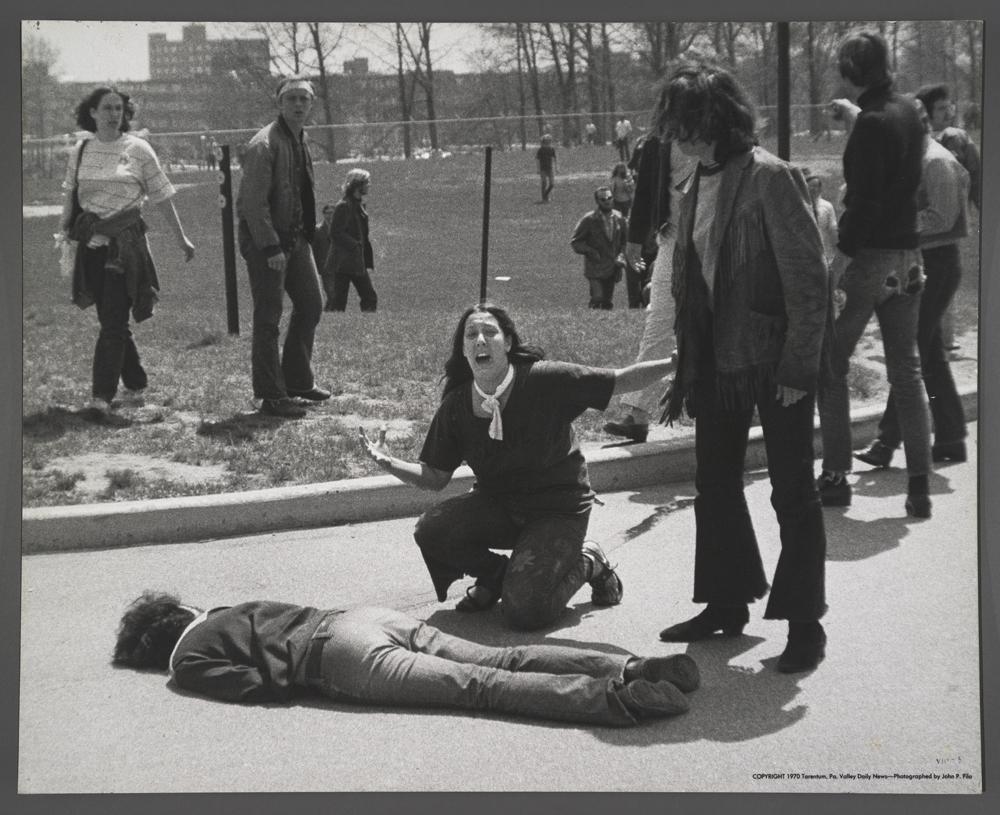 1971 · John Filo · Spot News Photography]Ohio\'s Pulitzer Winners